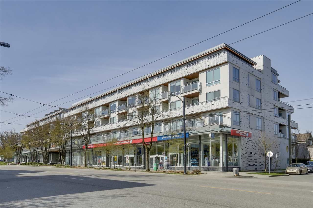 """Main Photo: 415 3333 MAIN Street in Vancouver: Main Condo for sale in """"3333 MAIN"""" (Vancouver East)  : MLS®# R2260699"""