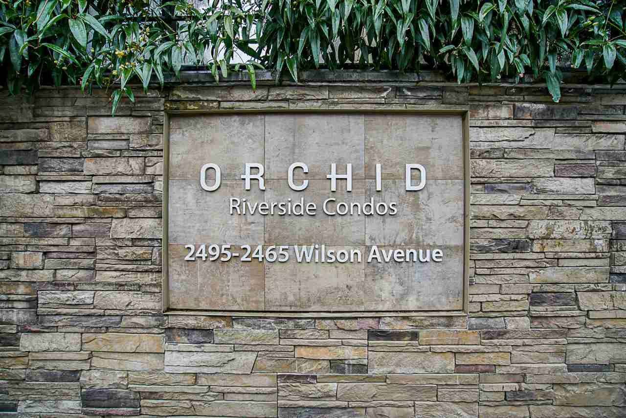 """Main Photo: 213 2465 WILSON Avenue in Port Coquitlam: Central Pt Coquitlam Condo for sale in """"ORCHID"""" : MLS®# R2554346"""