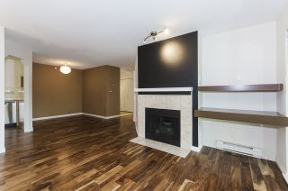 """Photo 4: 421 6707 SOUTHPOINT Drive in Burnaby: South Slope Condo for sale in """"MISSION WOODS"""" (Burnaby South)  : MLS®# R2348752"""