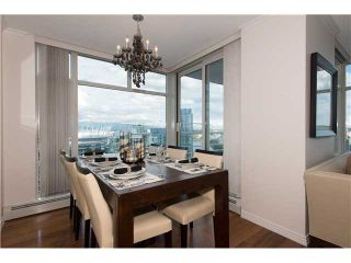 """Photo 5: # 3002 1199 MARINASIDE CR in Vancouver: Yaletown Condo for sale in """"Aquarius Mews"""" (Vancouver West)  : MLS®# V1029094"""
