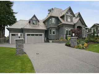 Photo 1: 2328 138TH ST in Surrey: Elgin Chantrell House for sale (South Surrey White Rock)  : MLS®# F1323671