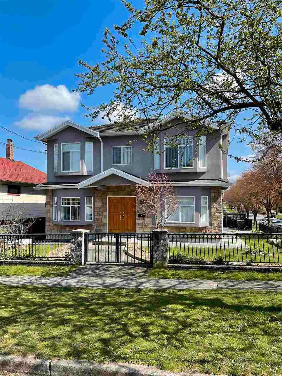 Main Photo: 4988 COMMERCIAL Street in Vancouver: Victoria VE House for sale (Vancouver East)  : MLS®# R2562848