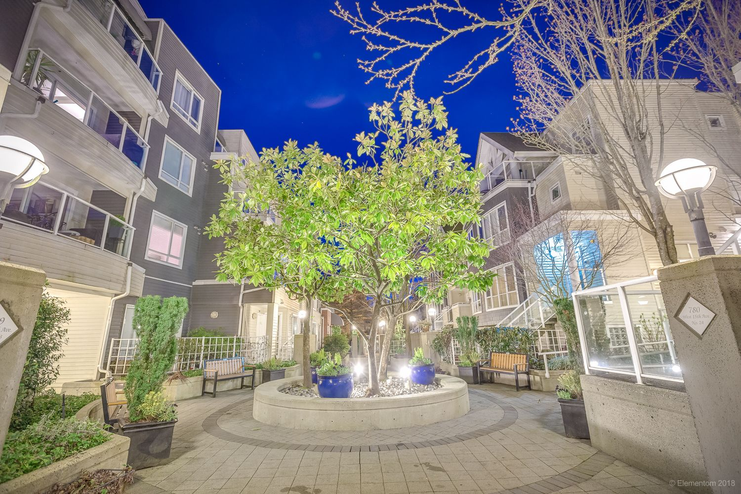 "Main Photo: 101 789 W 16TH Avenue in Vancouver: Fairview VW Condo for sale in ""Sixteen Willows"" (Vancouver West)  : MLS®# R2423292"
