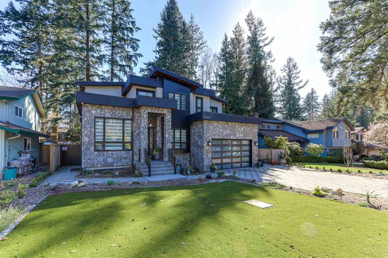 Main Photo: 11240 PATERSON Road in Delta: Sunshine Hills Woods House for sale (N. Delta)  : MLS®# R2571583