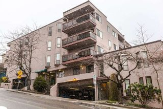 Photo 2: 202 45 FOURTH Street in New Westminster: Downtown NW Condo for sale : MLS®# R2243025