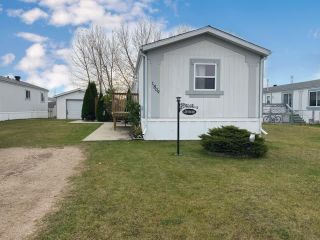 Photo 14: 1809 1 A Street Crescent: Wainwright Manufactured Home for sale (MD of Wainwright)  : MLS®# A1041974