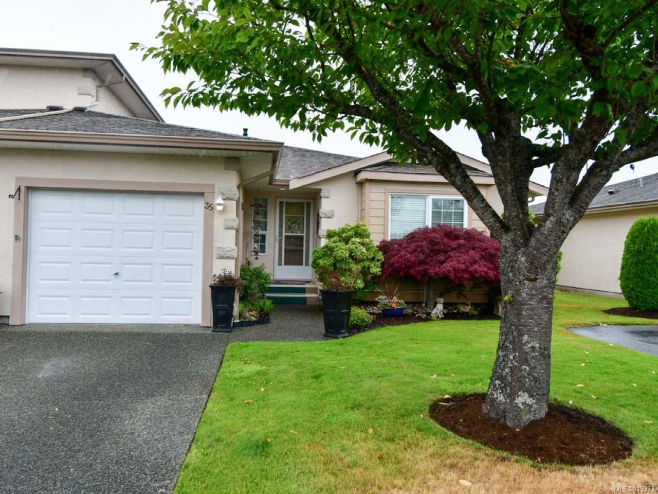 Main Photo: 35 2055 Galerno Rd in CAMPBELL RIVER: CR Willow Point Row/Townhouse for sale (Campbell River)  : MLS®# 819323