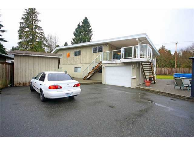Main Photo: 3970 CEDAR DR in Port Coquitlam: Lincoln Park PQ House for sale : MLS®# V1060250