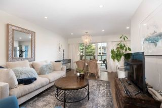 Photo 3: 207 1425 CYPRESS Street in Vancouver: Kitsilano Condo for sale (Vancouver West)  : MLS®# R2538226