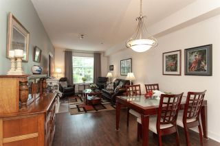"""Photo 11: #113 17712 57A Avenue in Surrey: Cloverdale BC Condo for sale in """"West on the Village Walk"""" (Cloverdale)  : MLS®# R2439030"""
