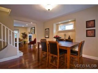 Photo 7: 3 1290 Richardson St in VICTORIA: Vi Fairfield West Row/Townhouse for sale (Victoria)  : MLS®# 490830