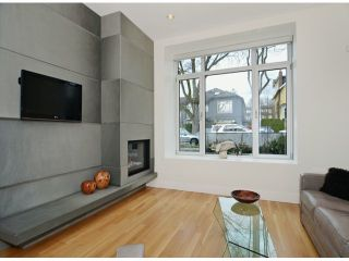 "Photo 4: 2048 WHYTE Avenue in Vancouver: Kitsilano 1/2 Duplex for sale in ""Kits Point"" (Vancouver West)  : MLS®# V1055098"