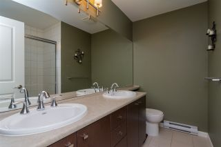 """Photo 12: 74 18777 68A Avenue in Surrey: Clayton Townhouse for sale in """"COMPASS"""" (Cloverdale)  : MLS®# R2200308"""