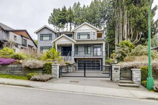 Photo 1: 7618 WHEATER Court in Burnaby: Deer Lake House for sale (Burnaby South)  : MLS®# R2559747