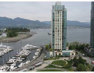 Photo 2: # 1203 323 JERVIS ST in Vancouver: Condo for sale : MLS®# V793821