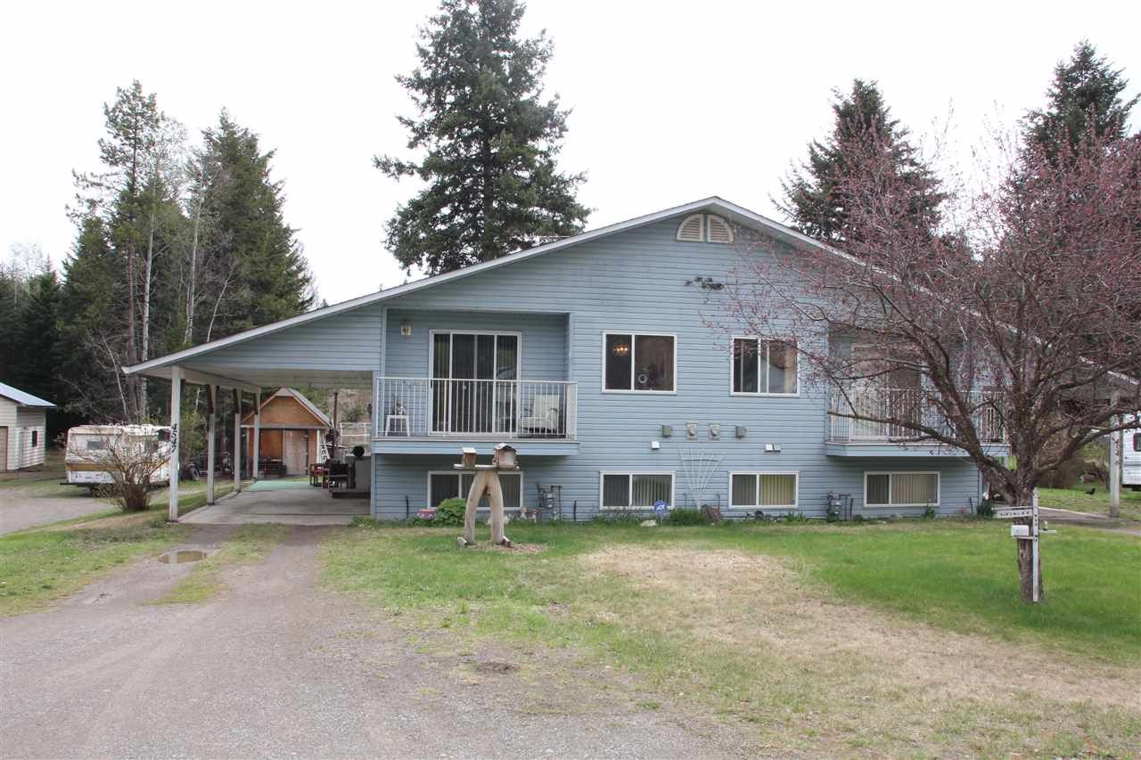 Main Photo: 4549 CANIM HENDRIX ROAD: Forest Grove Multifamily for sale (100 Mile House (Zone 10))  : MLS®# R2368237