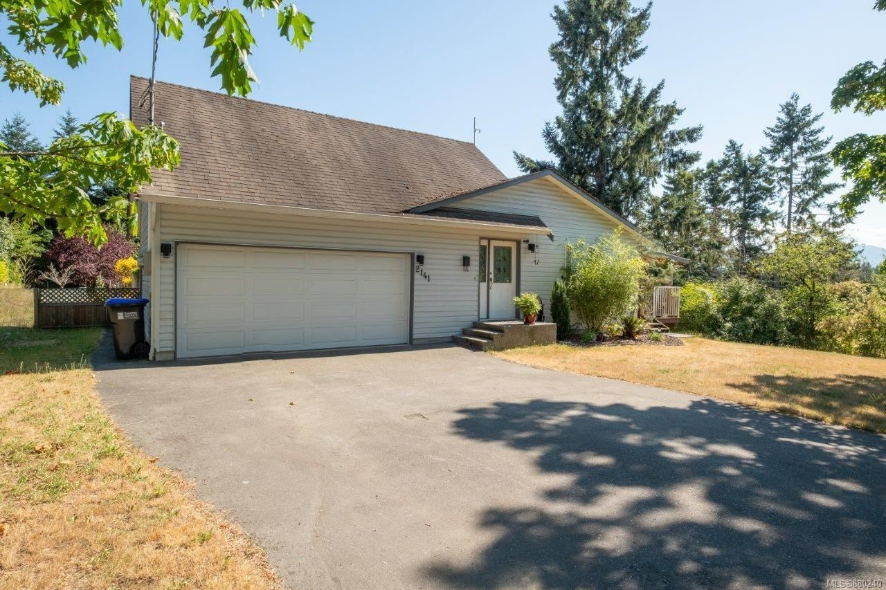 Main Photo: 2141 Gould Rd in : Na Cedar House for sale (Nanaimo)  : MLS®# 880240