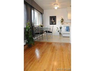 Photo 2: 424 W Burnside Rd in VICTORIA: SW Tillicum Condo for sale (Saanich West)  : MLS®# 557557