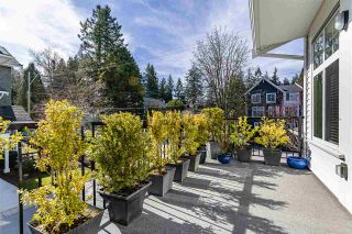 """Photo 23: 1 288 171 Street in Surrey: Pacific Douglas Townhouse for sale in """"The Crossing"""" (South Surrey White Rock)  : MLS®# R2551643"""