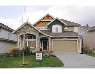 """Photo 1: 24189 MCCLURE Drive in Maple Ridge: Albion House for sale in """"MAPLE CREST"""" : MLS®# V633956"""