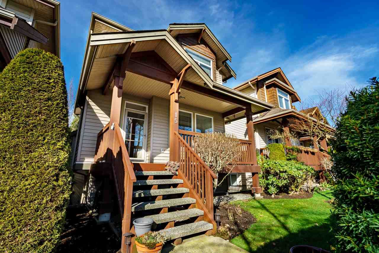 """Main Photo: 15 2387 ARGUE Street in Port Coquitlam: Citadel PQ House for sale in """"THE WATERFRONT AT CITADEL LANDING"""" : MLS®# R2548492"""