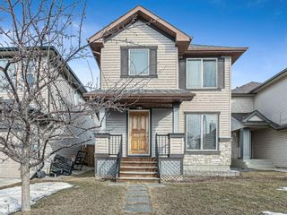 Main Photo: 98 Evansmeade Close NW in Calgary: Evanston Detached for sale : MLS®# A1077094