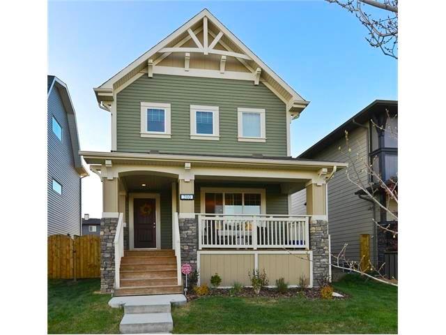 Main Photo: 200 HEARTLAND Way: Cochrane House for sale : MLS®# C4060202