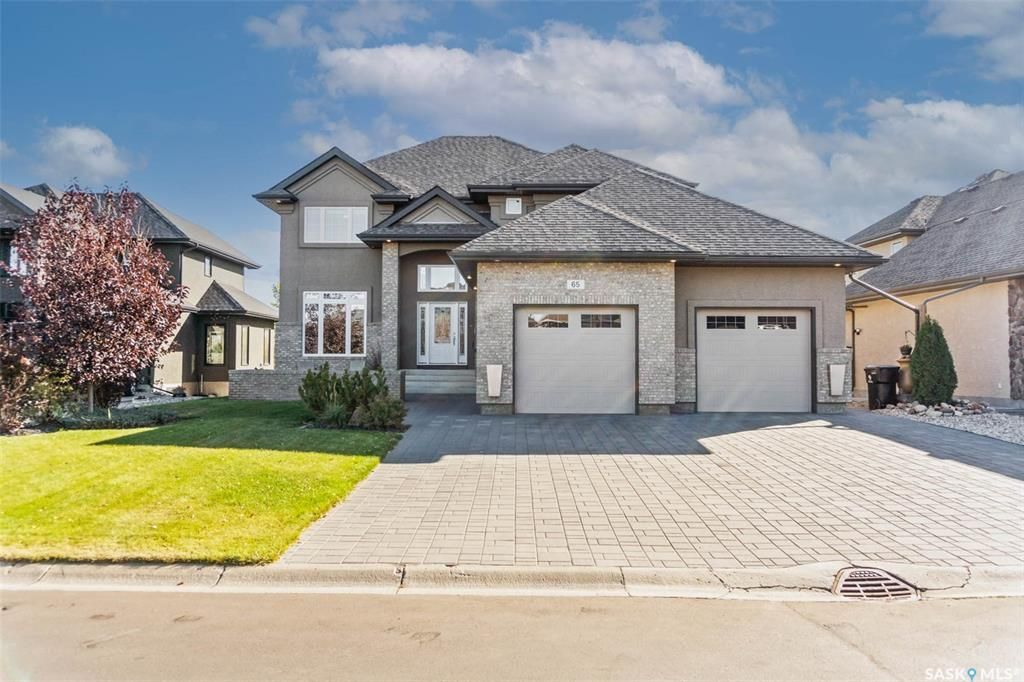 Main Photo: 65 602 Cartwright Street in Saskatoon: The Willows Residential for sale : MLS®# SK872348