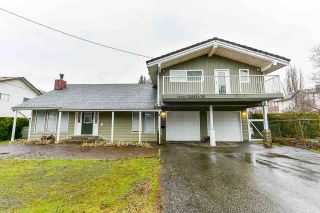 Photo 1: 46365 CESSNA Drive in Chilliwack: Chilliwack E Young-Yale House for sale : MLS®# R2534194