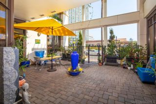 Photo 1: DOWNTOWN Condo for sale : 3 bedrooms : 700 W Harbor Drive #104 in San Diego