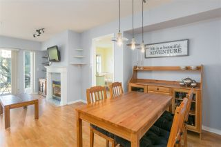 """Photo 1: 202 1915 E GEORGIA Street in Vancouver: Hastings Condo for sale in """"GEORGIA GARDENS"""" (Vancouver East)  : MLS®# R2218656"""