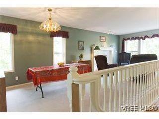 Photo 6: 1160 Gerda Rd in VICTORIA: SW Northridge House for sale (Saanich West)  : MLS®# 574242