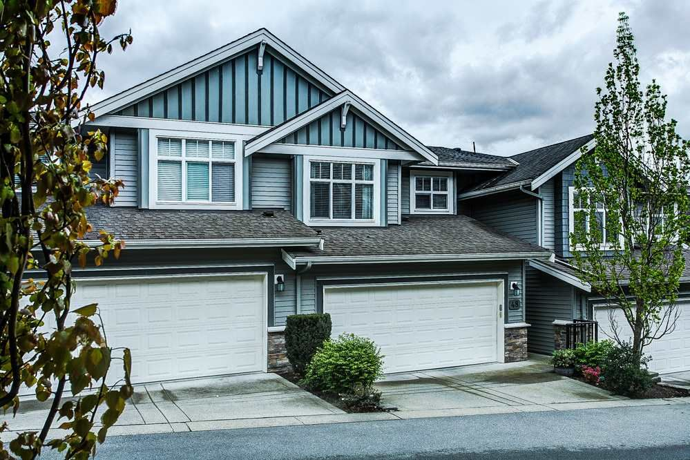 """Main Photo: 48 11282 COTTONWOOD Drive in Maple Ridge: Cottonwood MR Townhouse for sale in """"The Meadows at Vergin's Ridge"""" : MLS®# R2057366"""