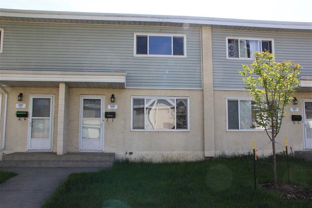 Main Photo: 13315 90 Street in Edmonton: Zone 02 Townhouse for sale : MLS®# E4248365