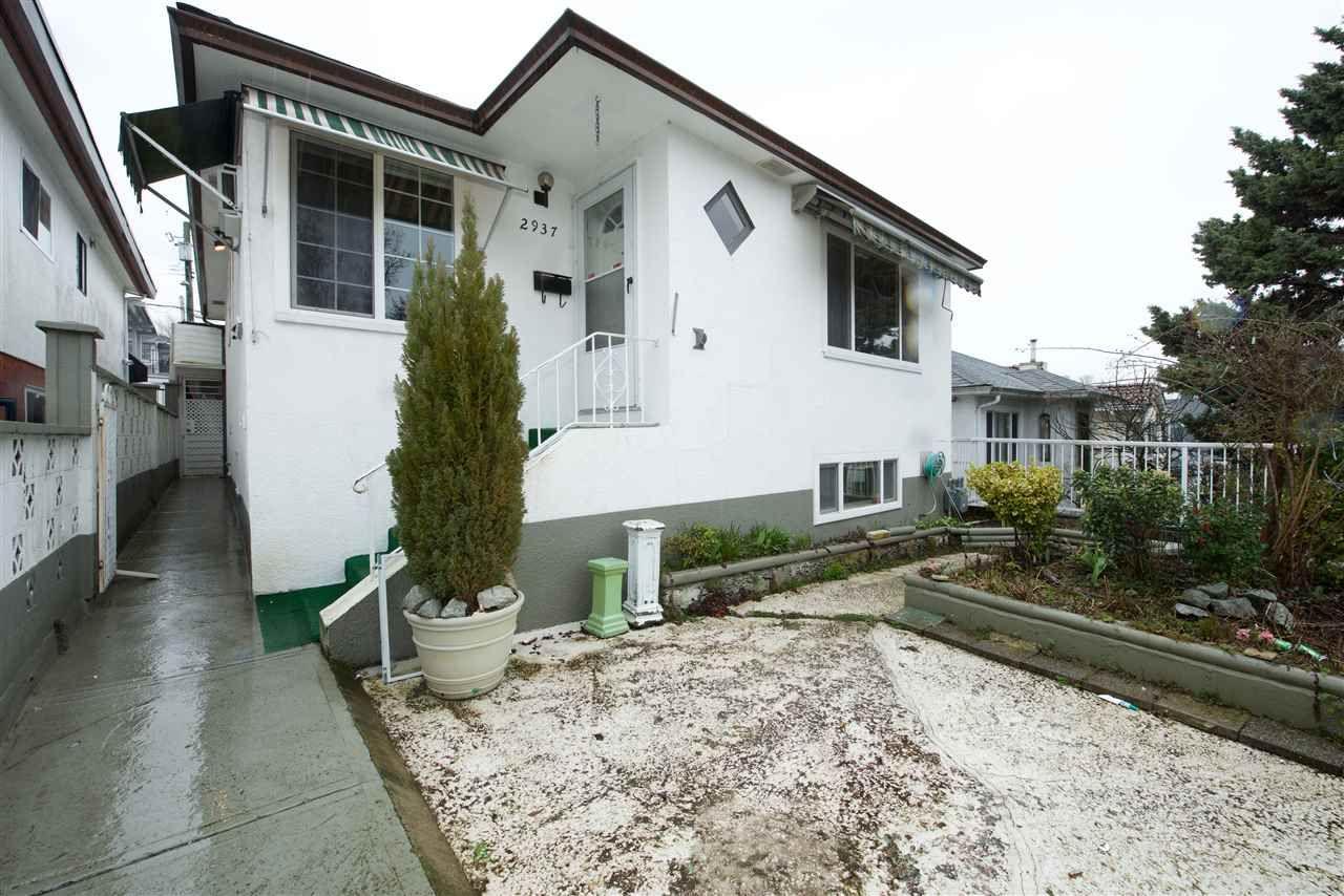 Main Photo: 2937 E GEORGIA STREET in : Renfrew VE House for sale : MLS®# R2042888