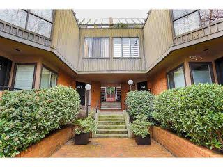 """Photo 1: 844 W 7TH AVE - LISTED BY SUTTON CENTRE REALTY in Vancouver: Fairview VW Townhouse for sale in """"WILLOW CASTLE"""" (Vancouver West)  : MLS®# V1106691"""