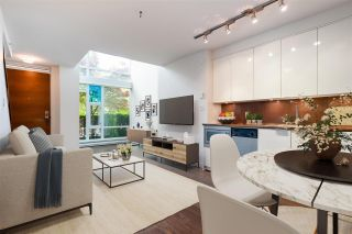 """Main Photo: 106 161 W GEORGIA Street in Vancouver: Downtown VW Townhouse for sale in """"Cosmo"""" (Vancouver West)  : MLS®# R2599290"""