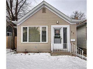 Photo 1: 53 Harrowby Avenue in Winnipeg: St Vital Residential for sale (2D)  : MLS®# 1703965