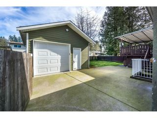 Photo 18: 2146 BAKERVIEW Street in Abbotsford: Abbotsford West House for sale : MLS®# R2244613