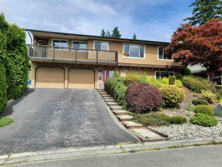 """Photo 1: 8102 WILTSHIRE Place in Delta: Nordel House for sale in """"CANTERBURY HEIGHTS"""" (N. Delta)  : MLS®# R2586961"""