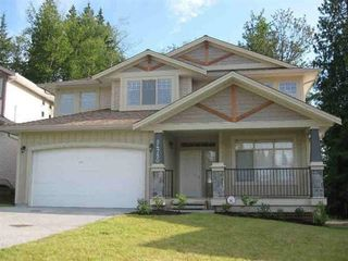 """Photo 1: 24587 MCCLURE Drive in Maple Ridge: Albion House for sale in """"UPLANDS AT MAPLE CREST"""" : MLS®# R2016109"""
