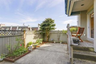 """Photo 17: 102 219 BEGIN Street in Coquitlam: Maillardville Townhouse for sale in """"PLACE FOUNTAINE BLEU"""" : MLS®# R2206798"""