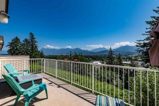 "Photo 19: 52 8590 SUNRISE Drive in Chilliwack: Chilliwack Mountain Townhouse for sale in ""MAPLE HILLS"" : MLS®# R2484116"