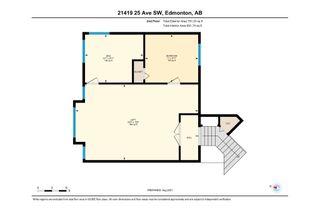 Photo 39: 21419 25 Avenue in Edmonton: Zone 57 House for sale : MLS®# E4258942