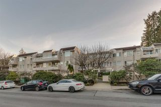 """Photo 1: 307 1155 ROSS Road in North Vancouver: Lynn Valley Condo for sale in """"THE WAVERLEY"""" : MLS®# R2385209"""