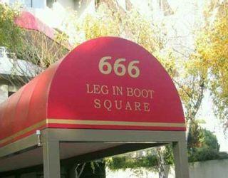 """Photo 2: 327 666 LEG IN BOOT SQ in Vancouver: False Creek Condo for sale in """"LEG IN BOOT SQUARE"""" (Vancouver West)  : MLS®# V581611"""