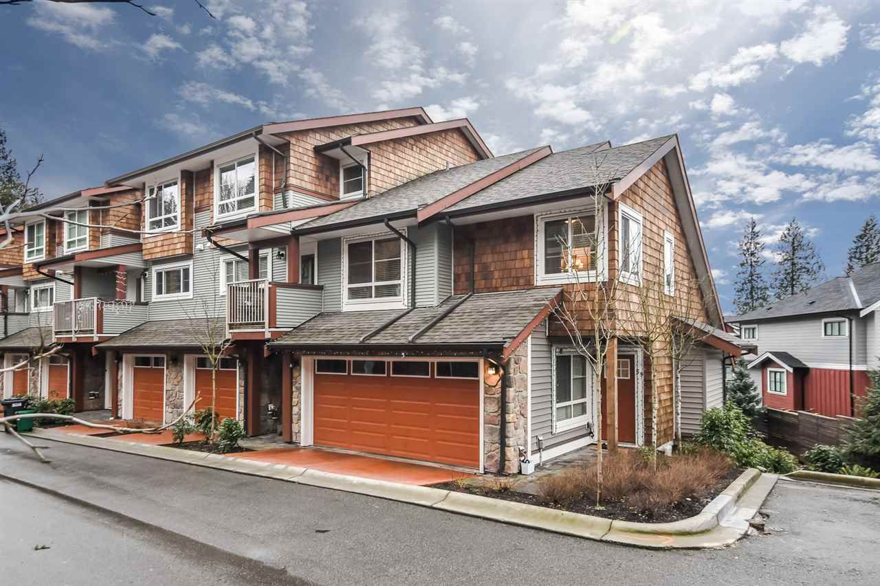 Main Photo: 59 23651 132 AVENUE in Maple Ridge: Silver Valley Townhouse for sale : MLS®# R2352640