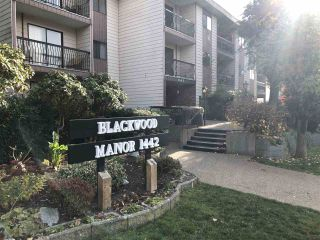 "Photo 1: 209 1442 BLACKWOOD Street: White Rock Condo for sale in ""Blackwood Manor"" (South Surrey White Rock)  : MLS®# R2419194"