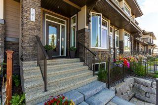 Photo 2: 161 HAYS RIDGE Boulevard in Edmonton: Zone 55 Attached Home for sale : MLS®# E4260312