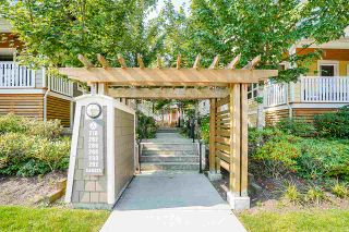 "Photo 1: 5 278 CAMATA Street in New Westminster: Queensborough Townhouse for sale in ""Canoe"" : MLS®# R2502684"